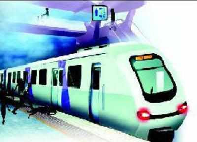 Pune metro rail project gets go-ahead from Centre - Times of India