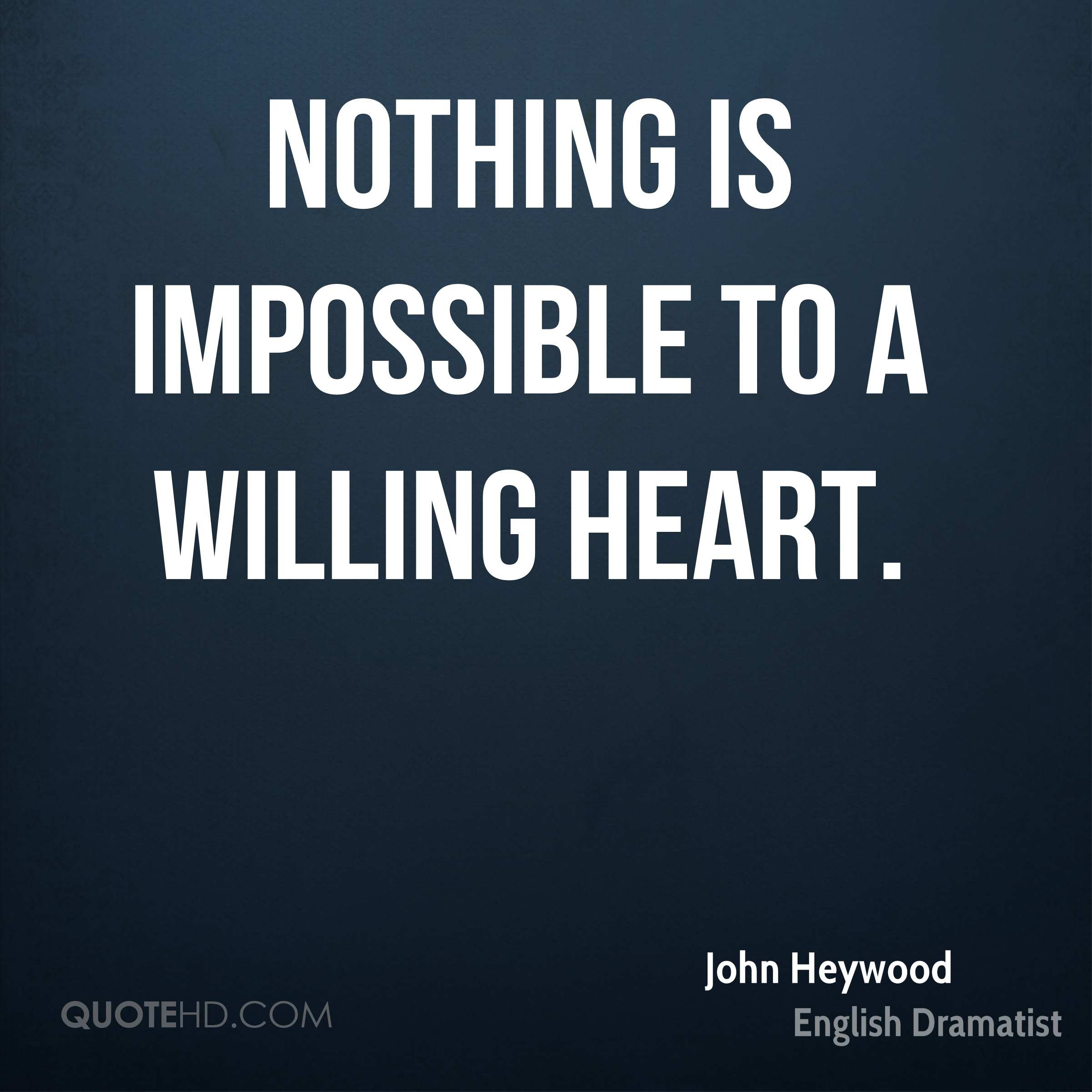 John Heywood Quotes Quotehd