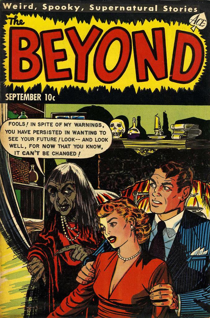 The Beyond #15 Davis (Ace, 1952)