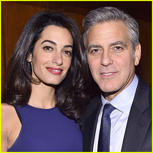 George & Amal Clooney Partner with UNICEF to Help Refugees