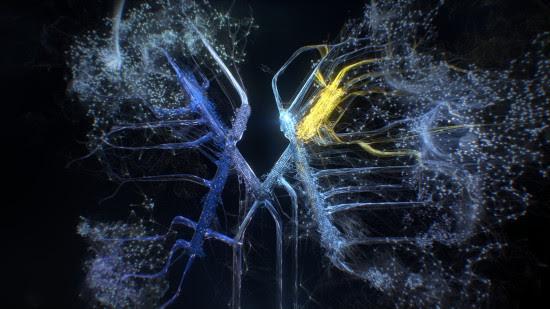 Visualización de las conexiones que establece Musimap en 3D / Musimap