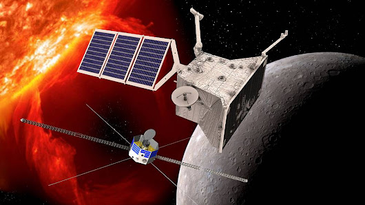 Facing the furnace: BepiColombo mission to visit Mercury | Euronews