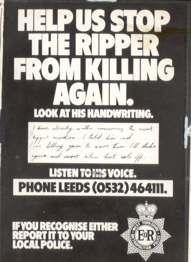 The police launched a huge campaign to track down the killer