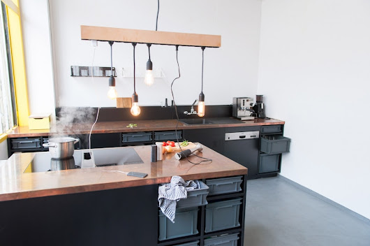 Berlin Studio Kitchen | Leibal