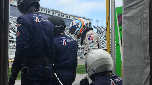 Resumen de la carrera de las 24 Horas de Daytona: Alonso, 38º - AS.com
