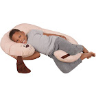 Leachco Snoogle Jr. - Luxuriously Soft Plush Puppy with Zippered