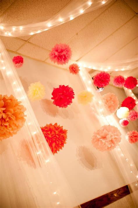 SewSweetStitches: Wedding Week: Handmade Decorations