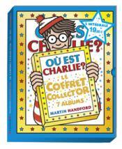 Charlie ; le coffret collect'or - Couverture - Format classique