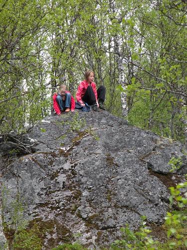 A break on the big rock