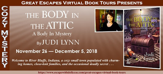 The Body in the Attic by Judi Lynn - Spotlight - Brooke Blogs