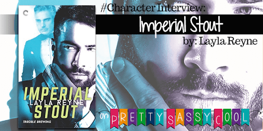 Character Interview with Nic and Cam ❤️ from IMPERIAL STOUT by Layla Reyne
