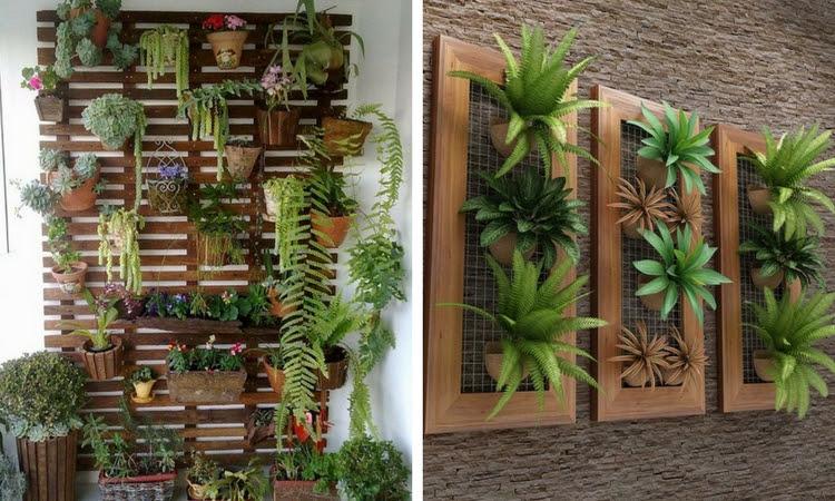 Jardins de Inverno Verticais