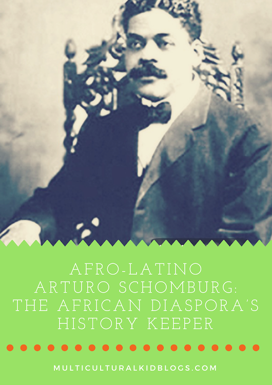 Afro-Latino Arturo Schomburg: The African Diaspora's History Keeper - Multicultural Kid Blogs