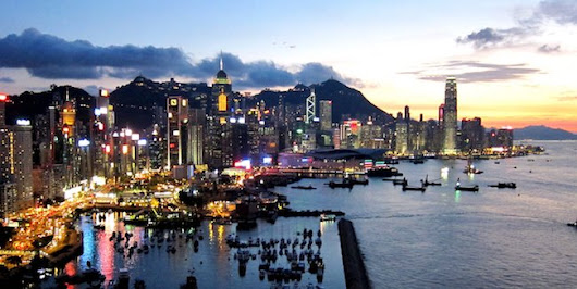 Expanding the Cloud – An AWS Region is coming to Hong Kong - All Things Distributed