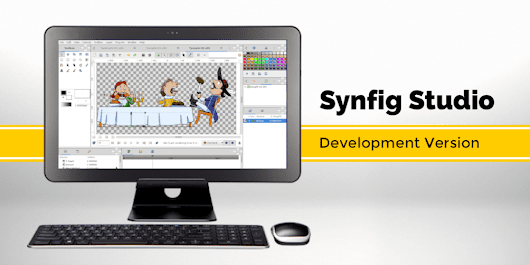 Synfig Studio 1.3.10 released
