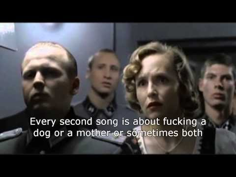 Hitler reacts to blink-182 beating NOFX as the punkest band in the world