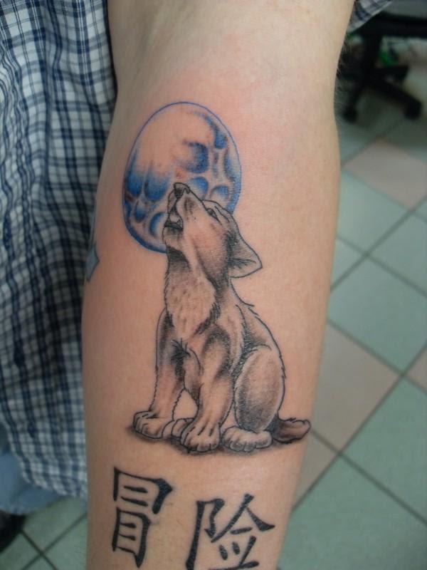 Baby Wolf Tattoo Ideas Yo Tattoo