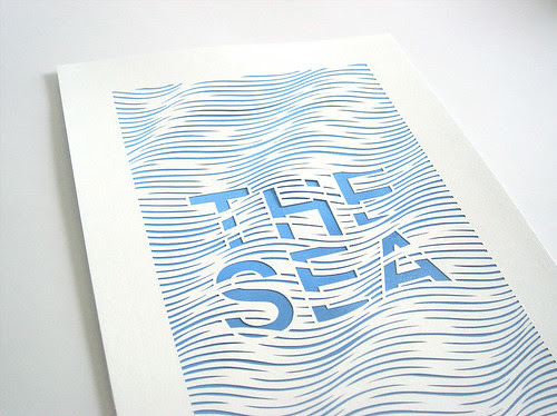 the-sea-paper-cutting