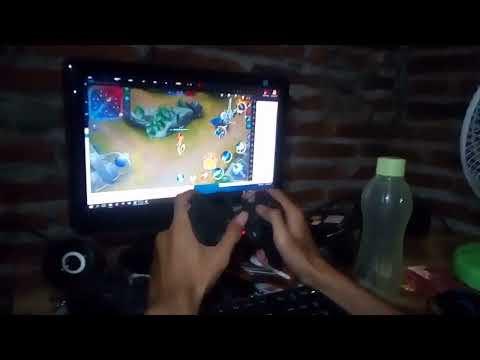 Cara Bermain Mobile Legend di PC Menggunakan Joystick - Nox App Player