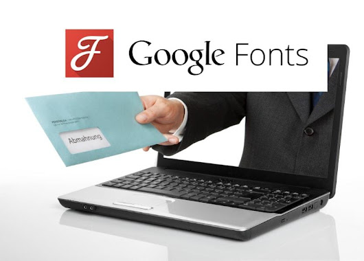 "Abmahnung aufgrund ""Google Web Fonts""? - Dr. Carl & Partner"