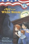 A Spy in the White House (Capital Mysteries, #4)