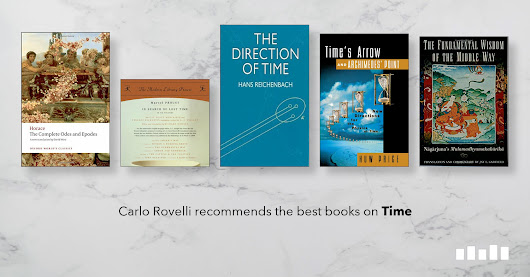 The Best Books on Time | Carlo Rovelli on Five Books