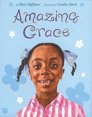Becky S Book Reviews Amazing Grace