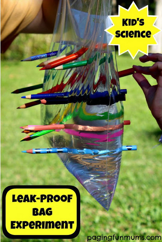 Fun & Creative Science Experiments for Kids - Noted List