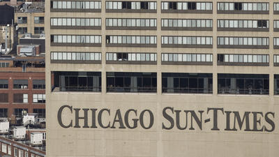 Chicago Sun-Times lays off its photo staff