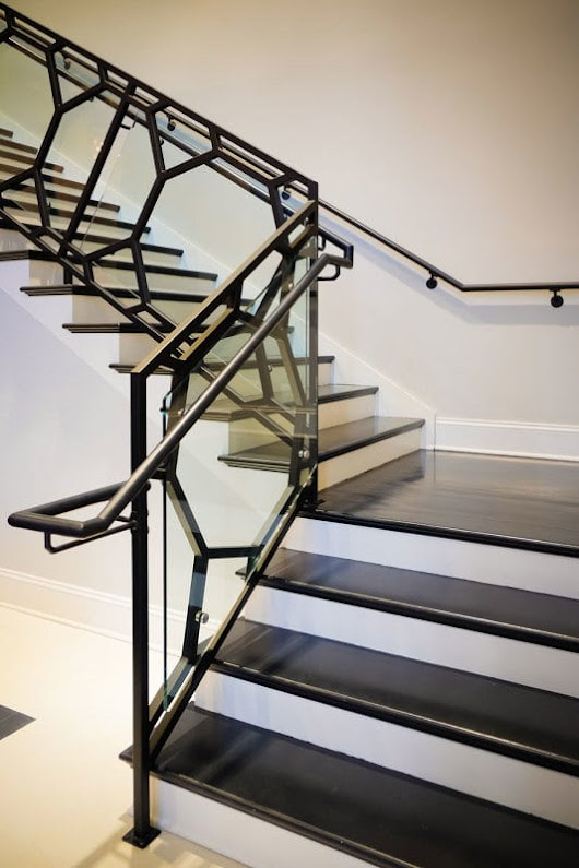 Glass Staircase Design | Contemporary Stair Designs | Artistic Stairs