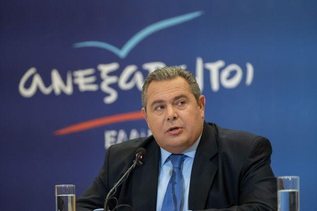 Θλιβερή παράσταση: Δεν δέχεται τη συμφωνία για την «Μακεδονία», αλλά δε θα ρίξει την κυβέρνηση | tanea.gr