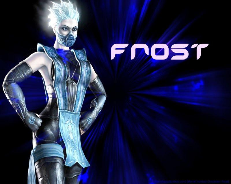 Mortal Kombat Frost Wallpaper Wallpapersafari