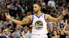 Stephen Curry injures his other ankle in first game back from injury | NBA | Sporting News
