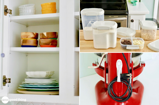 9 Little Things That Are Making Your Kitchen Look Messy · Jillee