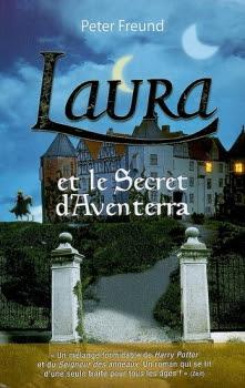 Couverture Laura et le Secret d'Aventerra, tome 1