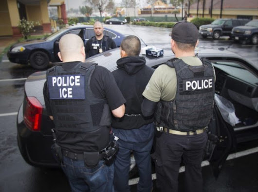 Feds Deporting 'Nearly Every' Illegal Immigrant, Report Finds