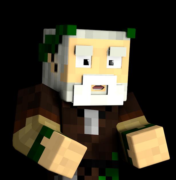 Minecraft Herobrine Vs John Cena - Muat Turun c