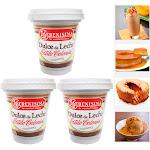 3 Dulce De Leche La Serenisima Spread Jar 400g 14oz Milk Caramel Arequipe Cajeta