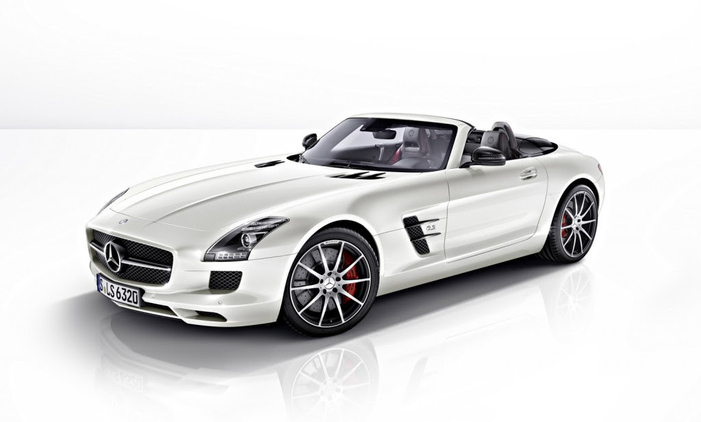 Mercedes-Benz Prices 2013 SLS AMG GT And 2013 GL63 AMG Models