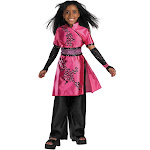 Cheetah Girls Costume - 83823 - Black - 4-6