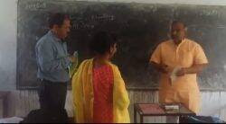 uttarakhand, uttarakhand education minister, arvind pandey, minister wrong maths, minister insult maths teacher, uttarakhand minsiter insult teacher, viral videos, latest news, india news