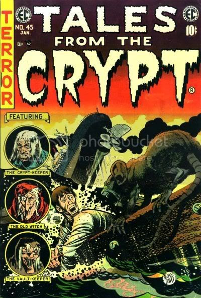 Tales From The Crypt Issue #36
