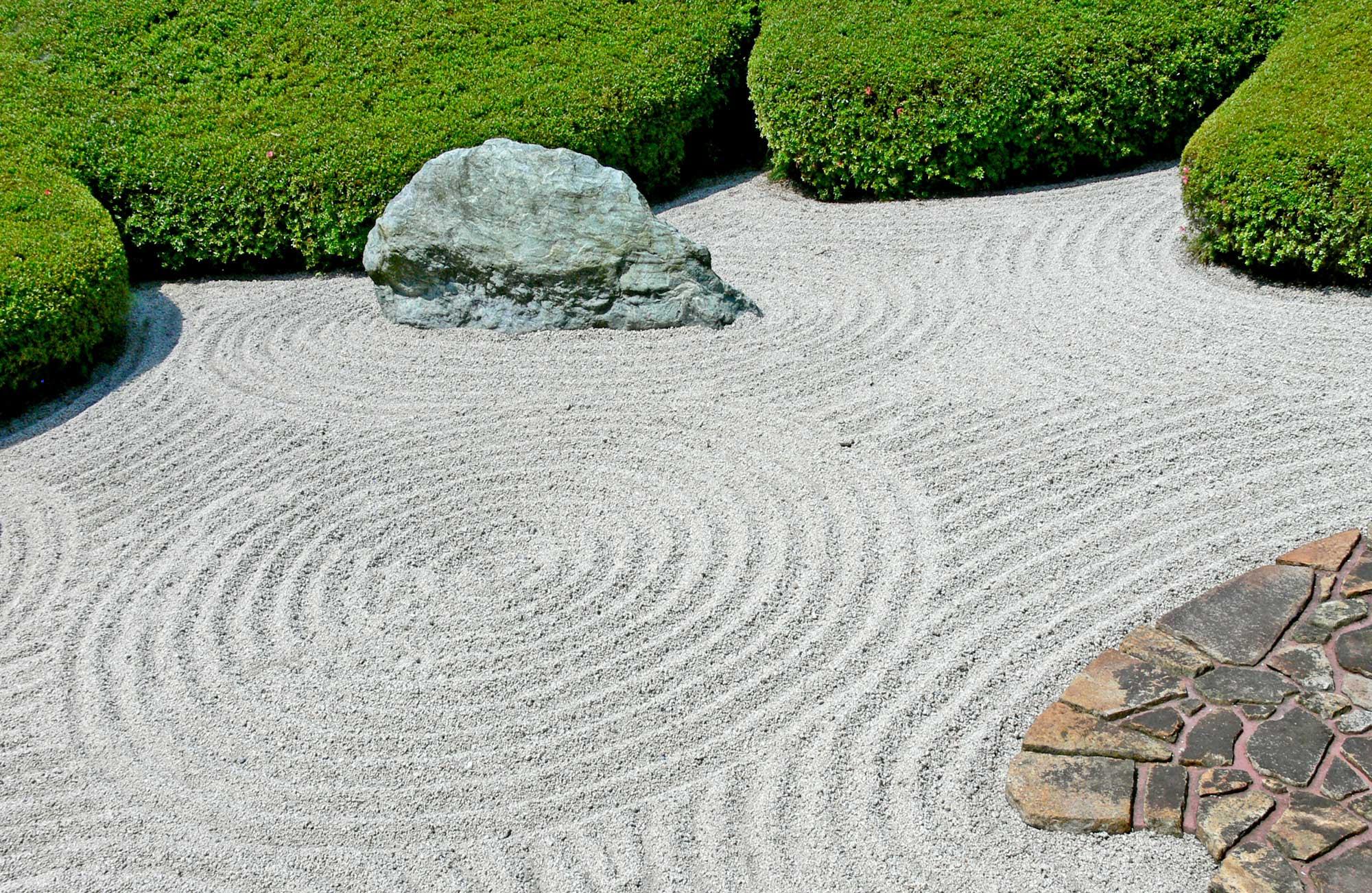 Small Zen Garden Des