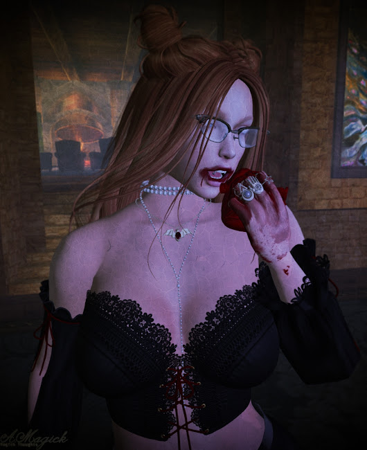 Zombie Heart by Vista and ~I Am All About Equal Opportunity Sharing!~CybeleMoon~ Paris METRO Couture