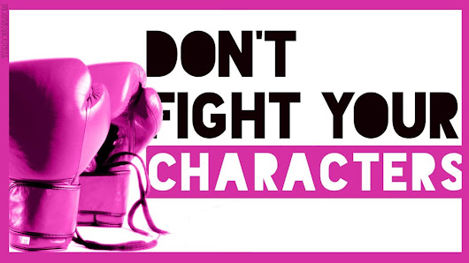 #WriteTip - Don't Fight Your Characters by @SiobhanSWrites, spotlighting her @DecadentPub #LesFic #FFRomance