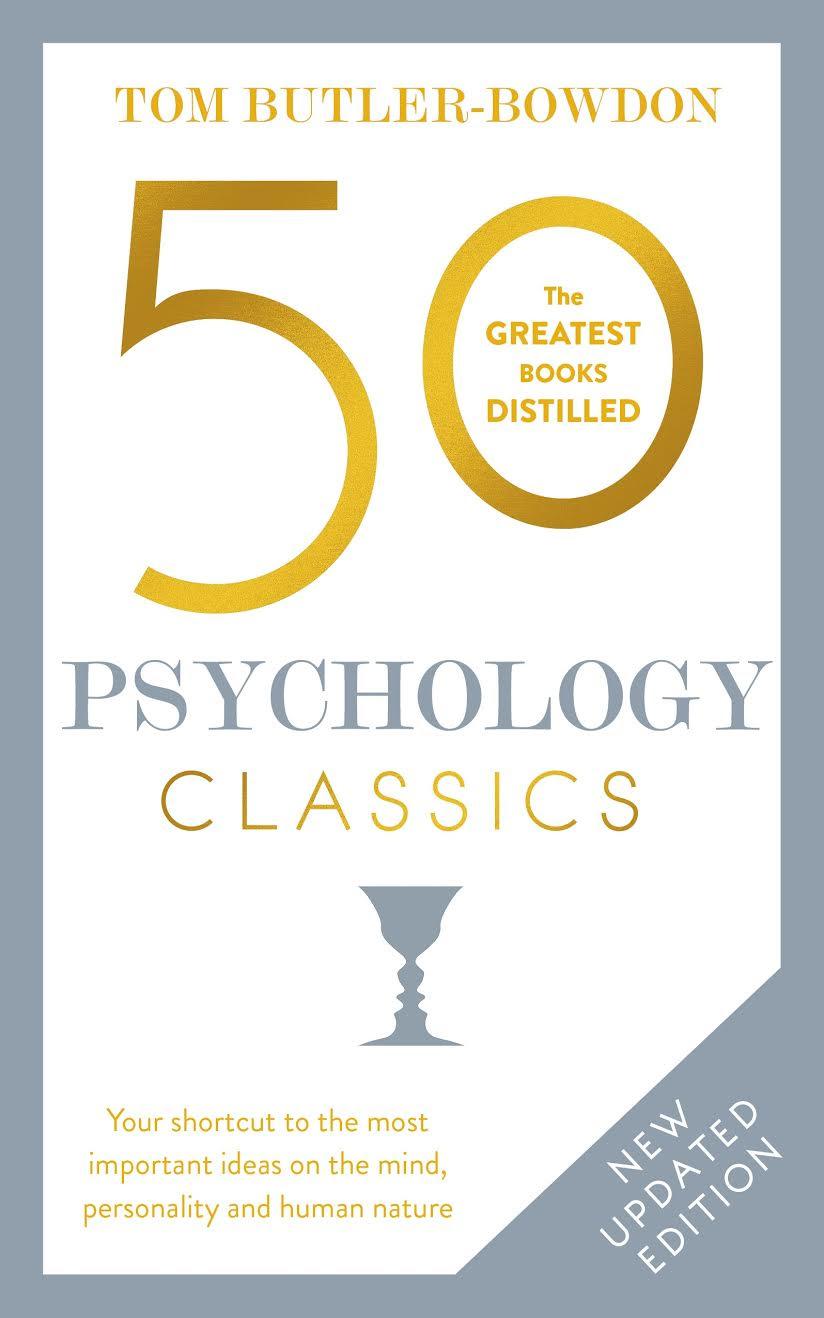 50 Psychology Classics Cover