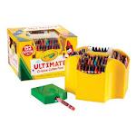 Crayola 52-0030 Ultimate Crayon Case