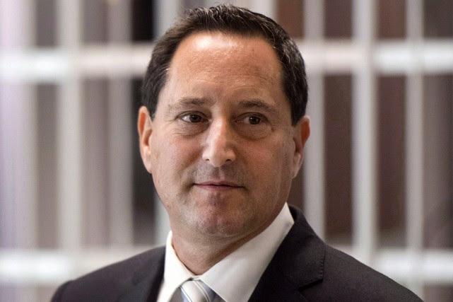 L'ex-maire par intérim de Montréal, Michael Applebaum, photographié... (Ryan Remiorz, archives PC)