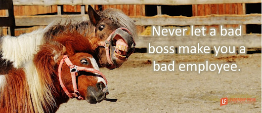 Never Let a Bad Boss Control Your Life and Limit Your Career