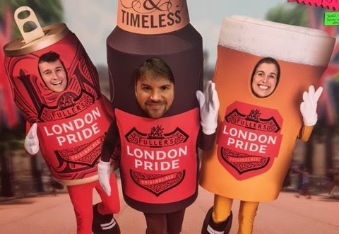 London Marathon - 26.2 Miles is a Long Way to Travel for a Free Pint